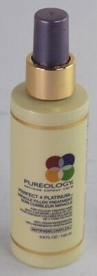 Pureology Perfect 4 Platinum Miracle Filler Treatment 4.9oz 145ml