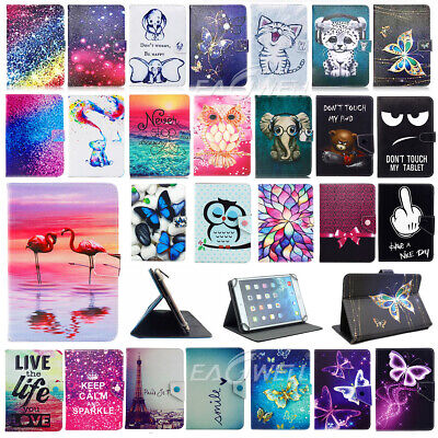 UK For Samsung Galaxy Tab S2 8.0 Inch SM-T713/T719 Universal Leather Case Cover