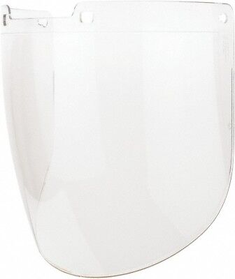 Uvex Anti-Fog and Scratch Resistant, Polycarbonate Face Shield 9 Inch High x ...