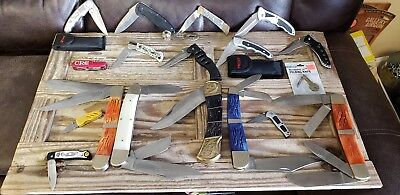 Mixed Lot of 18 Knives - NO CAL SALES