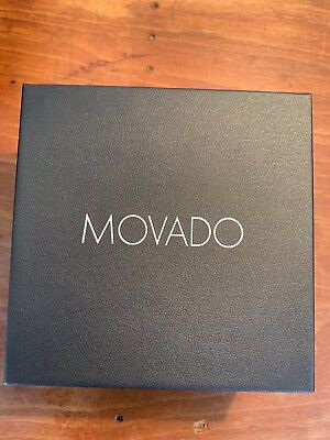 MOVADO BRAND NEW Authentic WATCH GIFT BOX