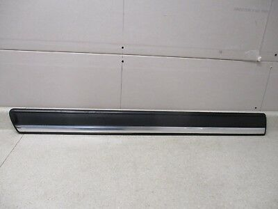 03-06 Chevy Silverado,Tahoe,Suburban LH Left Front Door Molding Textured strip