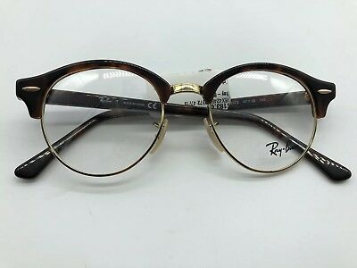 4500a446b84 RAY BAN RB 4246-V 2372 Eyeglass Frames Havana Gold 47-19-140 New ...