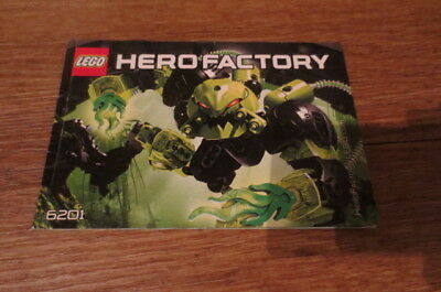 Lego Hero Factory Toxic Reapa 6201 With Instructions Christmas