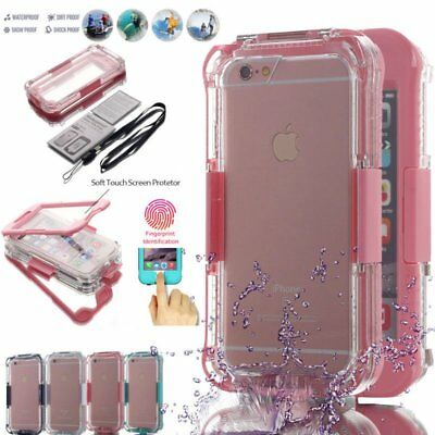 Waterproof Dirt Shockproof Protective Case Full Cover For Apple iPhone 7 7+ SU