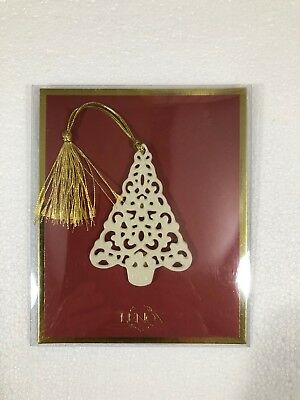 Lenox Fine China Christmas Tree - Christmas Tree Ornament