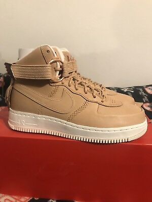 Details about NIKE AIR FORCE 1 HIGH SL VACHETTA TAN 5 DECADES All Star Lux 919473 200 AF1 AS