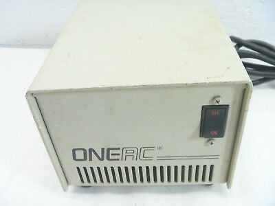 ONEAC CP1105 006-180 Power Line Conditioner isolation transformer