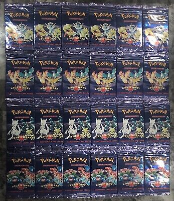 Pokemon Cards Base Set Booster Pack