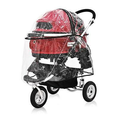 AirBuggy for Dog Rain Cover for Small Dog Stroller Dome M Accessories