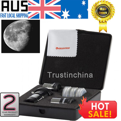 Celestron AstroMaster Eight-piece Eyepiece And Filter Accessory kit in AUS