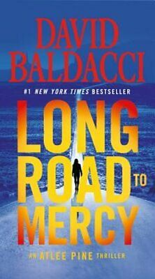 Long Road to Mercy by David Baldacci: New