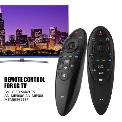 US Replacement Magic Motion Remote Control For LG 3D Smart TV AN-MR500G AN-MR500