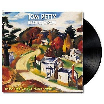 TOM PETTY & THE HEARTBREAKERS Into The Great Wide Open Vinyl Lp Record 180gm NEW