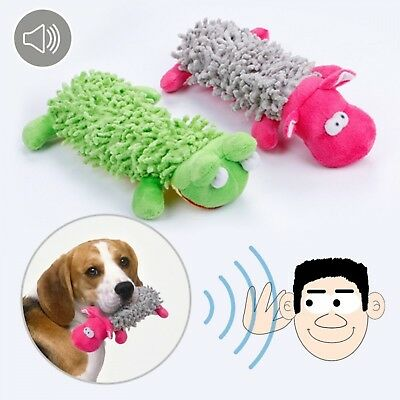 Dog Toy Squeaking Stuffed Plush Playing Toys for Small Dogs Chew Pet Accessories