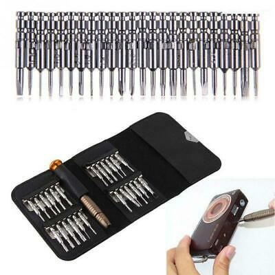 25 in1 Magnetic Precision Torx Screwdriver Phone Watch Repair Tools for Laptop
