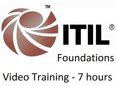 ITIL Foundations Video Training - 7 hours