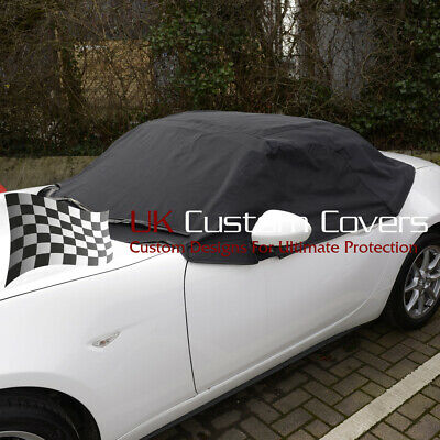 Fiat 124 Spider Soft Top Roof Hood Half Cover 262