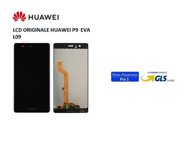 Lcd  Huawei Mate 10 Lite + Frame +Touch Screen Rne-L01 Originale+Kit
