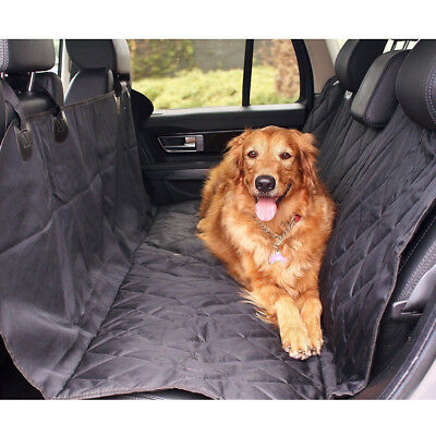 Thickening Hammock Car Seat Cover Deluxe Bench SUV Protector Mat for Pets Dogs