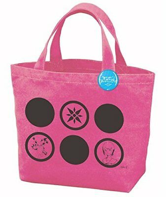 Digimon Adventure tri tote bag light with cans badge