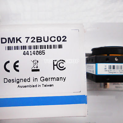 1PC IMAGING DMK 72BUC02 New 8 bit USB 2.0 CMOS Monochrome camera#SS