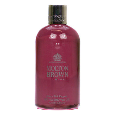 Molton Brown Fiery Pink Pepper Bath and Shower Gel 300ml