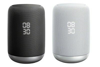 Sony LF-S50G Smart Speaker with Google Assistant Built-In LFS50G