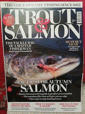 Trout and Salmon Magazine - October 2016