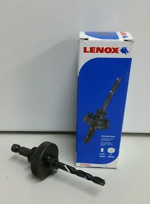 "Lenox 6L Hole Saw Arbor Mandrel Drill Bit (1-1/4"" to 6"" Hole Saws) 1779805"