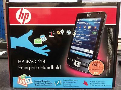 "HP iPAQ 214 Enterprise Handheld Windows Mobile 6 Classic 4.0"" pn/ FB043AT#ABB"