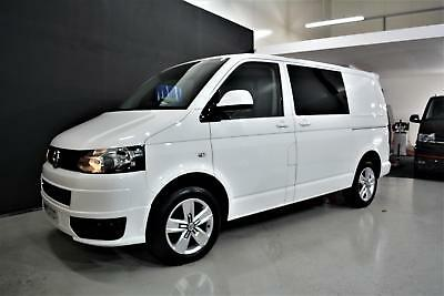 2013 Volkswagen Transporter T5 2.0Tdi 140Ps Swb T32 Air-Con Tailgate 6 Speed