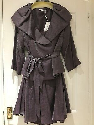 Gina Bacconi designer mother of the bride outfit size 16
