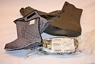 US Army Overboot Lot (w/ Liner)