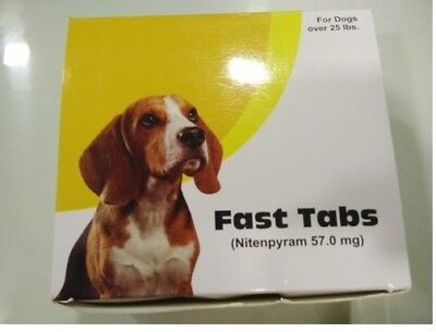 24 L 25+ lbs. Flea Treatment Remedy Capsules Compare To Capstar for dogs