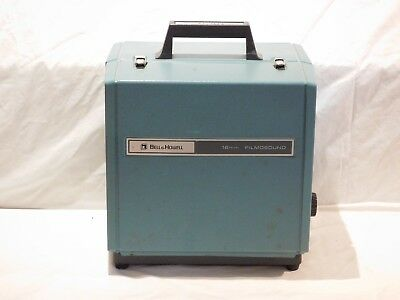 Vintage BELL & HOWELL 16mm Autoload Movie PROJECTOR FILMOSOUND Model 1590