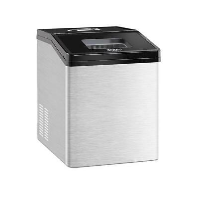 3kg Stainless Steel Commercial Portable Water Dispenser Ice Maker Machine