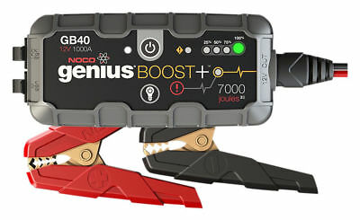 NOCO GB40 Boost Plus 12V Lithium-Ion Battery Charger