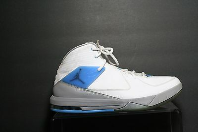 Nike Jordan Air Incline Sneaker '14 Multi UNC Carolina Men 13 Athletic Hip White