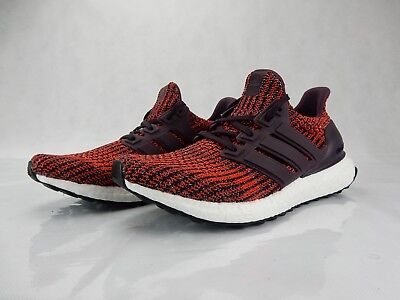 76f916216d03 Adidas Ultra Boost 4.0 Deep Burgundy White Energy CP9248 Men s Size 7.5 New  NIB