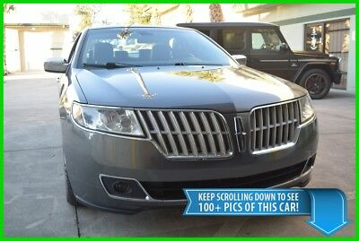 2010 Lincoln MKZ/Zephyr LOW MILES - HEATED/COOLED SEATS - BEST DEAL ON EBAY MKZ MKS TOWN CAR CADILLAC DTS DEVILLE NISSAN MAXIMA CTS DODGE CHARGER 2011