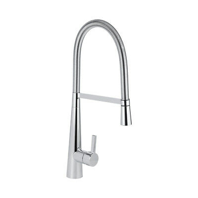 Chrome Basin sink KITCHEN MIXER TAP Pull out Swivle Laundry tapware