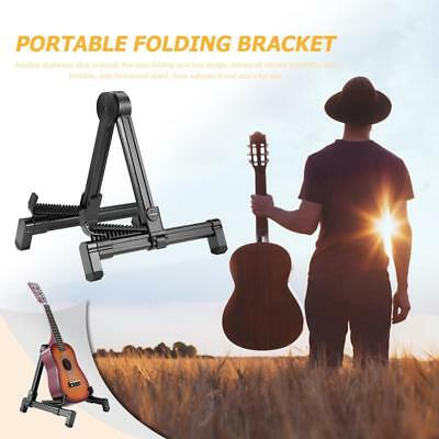 FP20 Portable Wood Guitar Stand Universal Folding A-Frame Guitar Holder tool