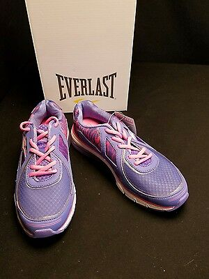 New Girls Toddler Everlast Dash Running Shoes Style 38901 Pink//Yellow 173B hr