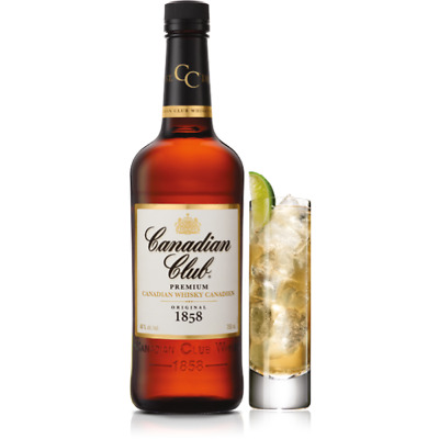 CANADIAN CLUB WHISKY 1L Whisky / Scotch