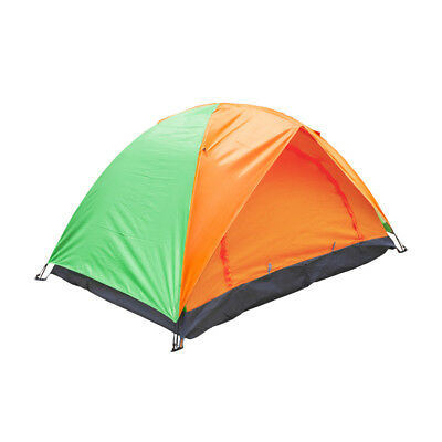 2-Person Waterproof Camping Dome Tent Pop Up Quick Shelter Outdoor Hiking W/Bag