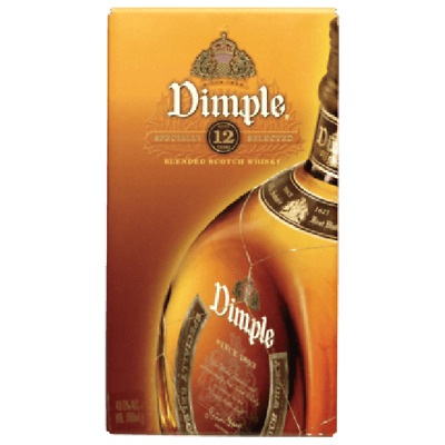 DIMPLE 12 YEAR OLD Whisky / Scotch