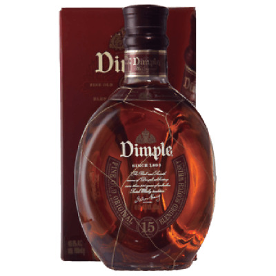 DIMPLE 15 YEAR OLD Whisky / Scotch
