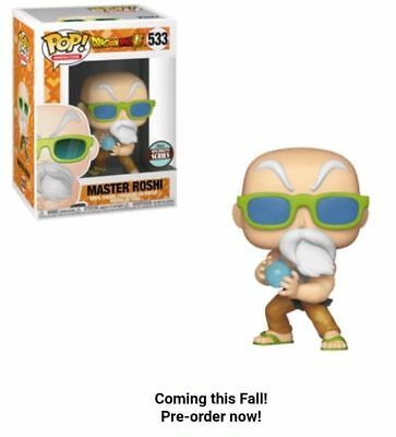 Funko Pop! Master Roshi (Max Power) Specialty Series Exclusive DragonBall Z #533