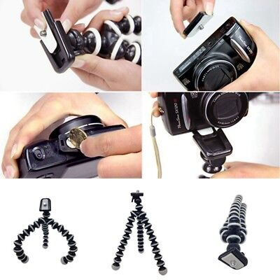 Octopus Flexible Tripod Stand for Camera Digital DV  New
